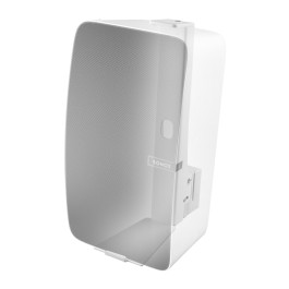 Full Motion Wall Mount Suitable for Sonos PLAY:5 (Gen 2) Vertical White