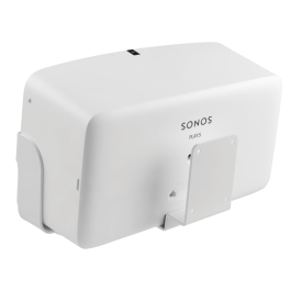 Fixed Wall mount Suitable for Sonos Play:5 (gen 2) white