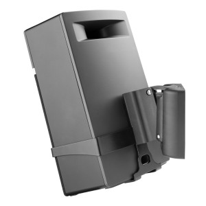 Full Motion Wall Mount for Bose SoundTouch 10 Black