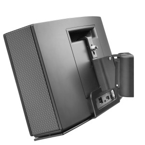 Full Motion Wall Mount for Bose SoundTouch 20 Black
