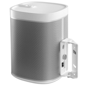 Surround Sound Wall Mount suitable for PLAY:1 White